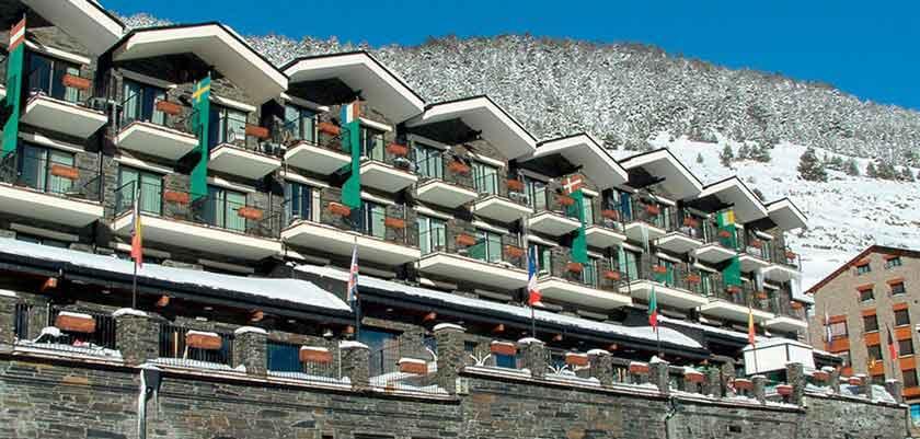 Piolets Hotel exterior